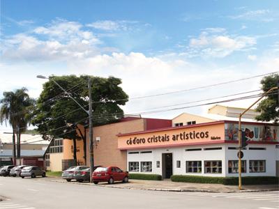 Fábrica e Loja – Poços de Caldas
