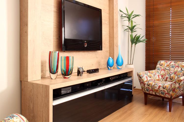 Decoracao Sala Rack Tv ~  opções de móveis de tv para sua sala # decoracao de sala rack